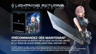 LIGHTNING RETURNS : FFXIII - Cloud Strife/Équipement FINAL FANTASY VII