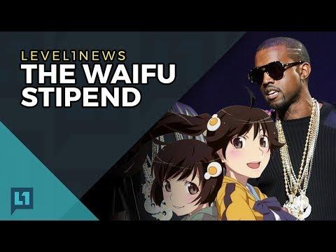 Level1 News November 28 2017: The Waifu Stipend