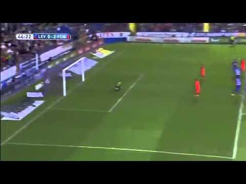 FC Barcelona Vs Levante 15.02.2015 Live Streaming