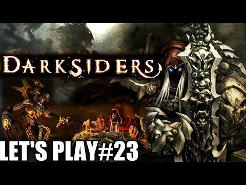 DARKSIDERS #23 Iron Canopy ★ let