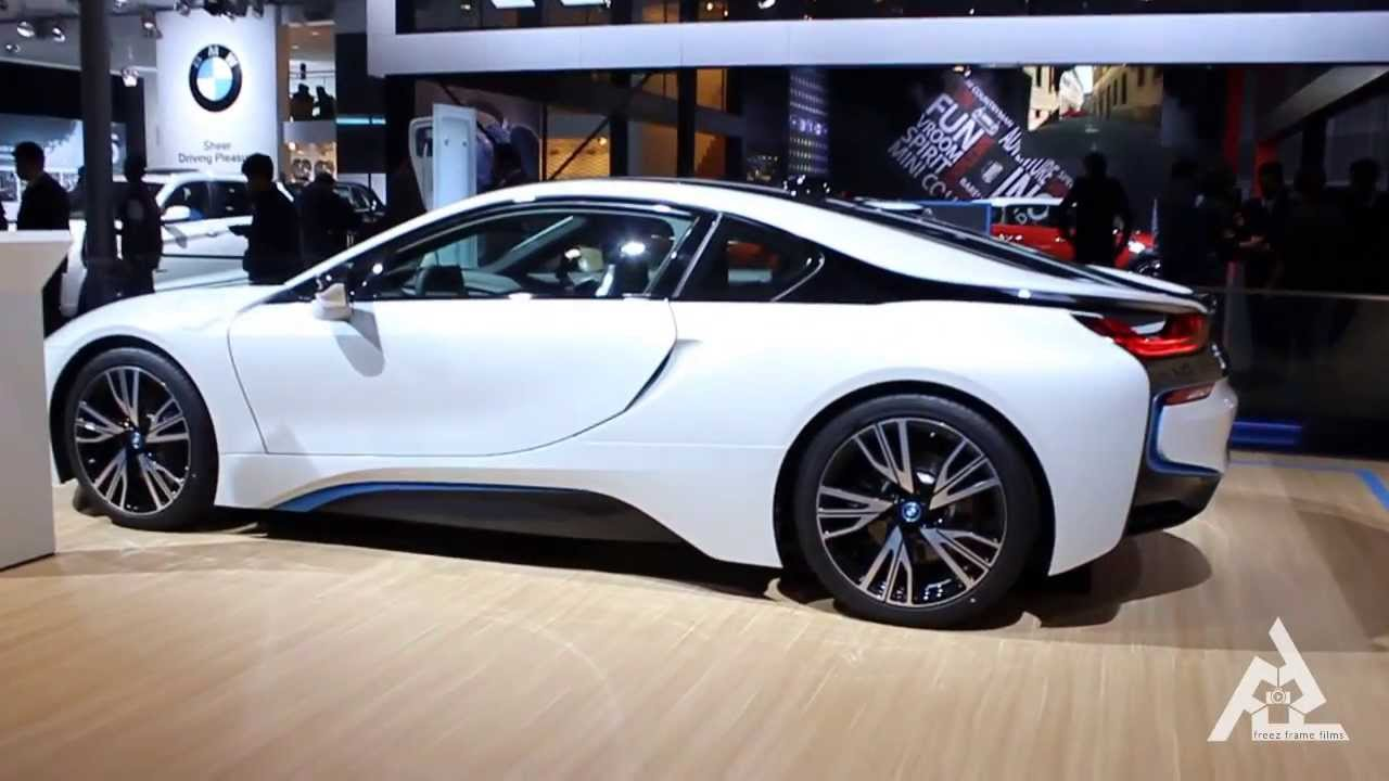 AUTO EXPO 2014 | BMW | LATEST CARS | NEW CONCEPT CARS SHOWCASED | GREATER NOIDA