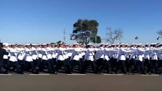 Entrega do espadim - Esquadrão Asterion - AFA (2016)