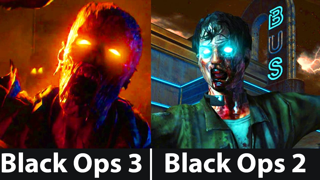 how to get better at zombies bo3