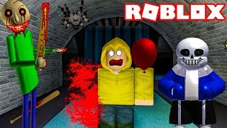 NEW ROBLOX HORROR ELEVATOR