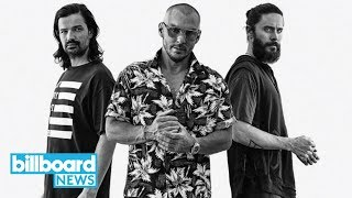 Thirty Seconds To Mars Drop First New Song in Four Years,