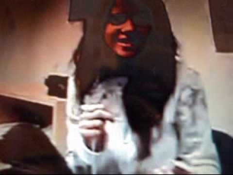 Selena Gomez singing Rockstar by Hannah Montana
