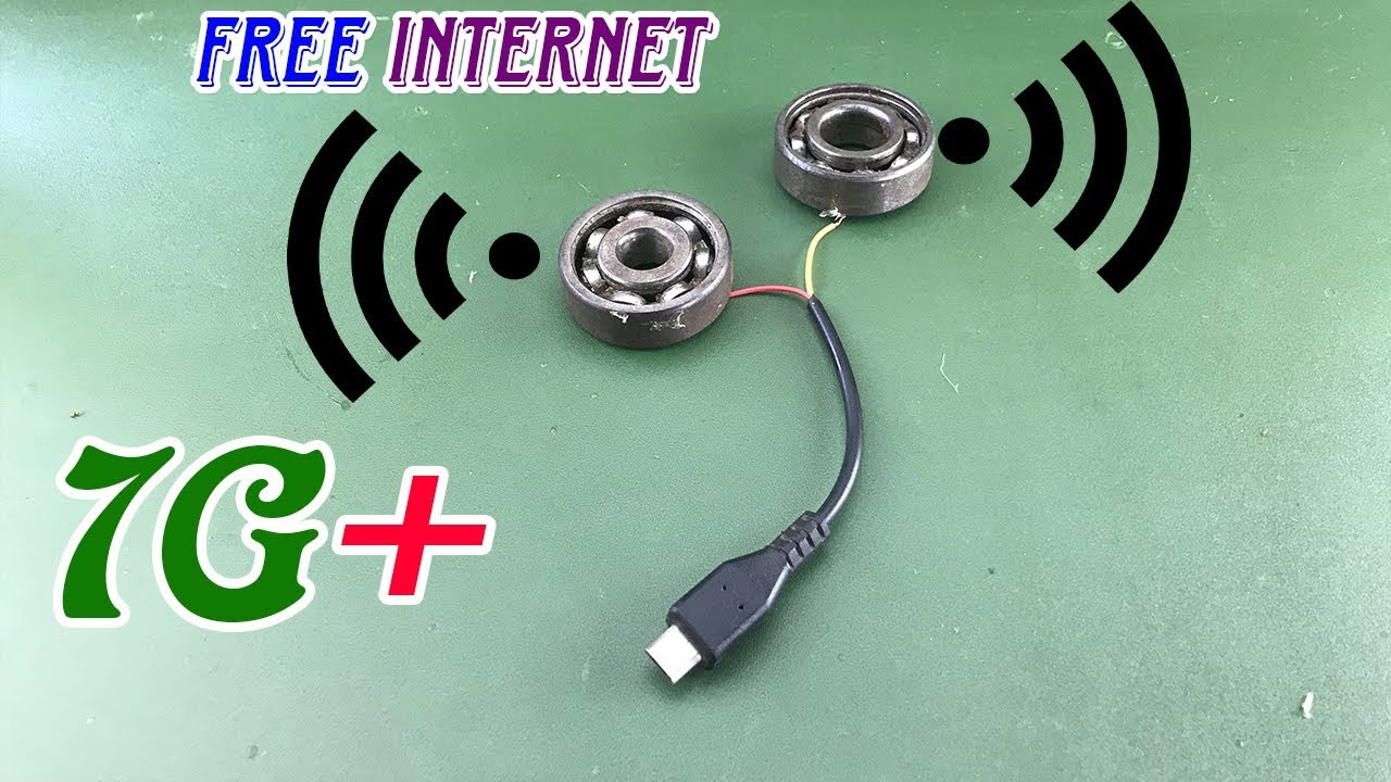 Free Internet WiFi Unlimited 100% Working - New Science ...