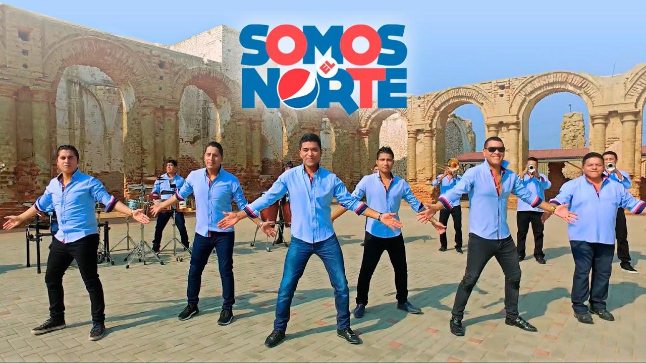 Grupo 5 somos el norte youtube for Grupo el norte