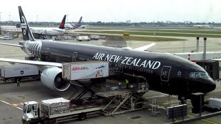 TRIP REPORT | Air New Zealand (ECONOMY) | London Heathrow to Los Angeles NZ1 | All Blacks 777-300ER