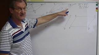 Геометрия-8. Признаки параллелограмма