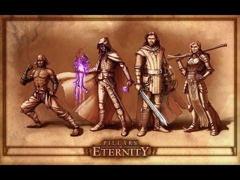 Predogled: Pillars of Eternity