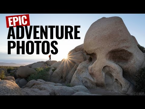 How to Photograph Epic Adventure Landscape Photography thumbnail
