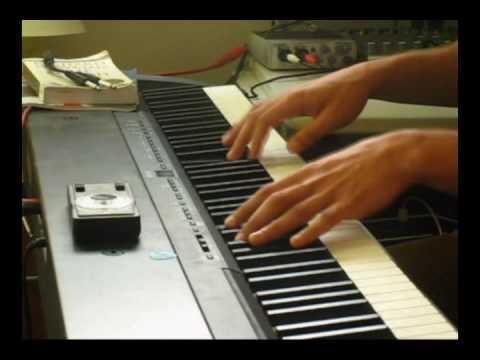Auto-Tune the News #2 on Piano