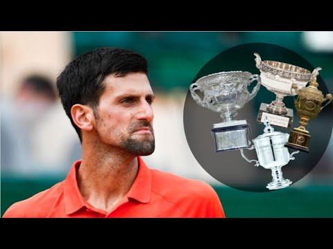 Novak Djokovic Only Focused On Winning Grand Slams