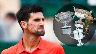 Novak Djokovic Only Focused On Winning Grand Slams