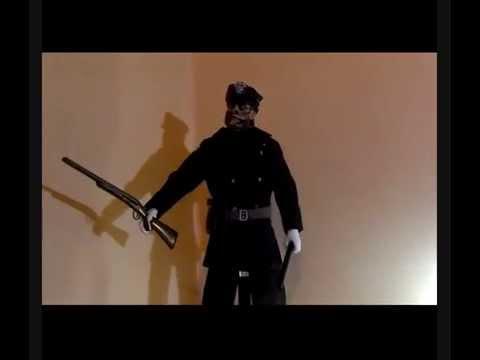 12inch Robert Z'Dar as Matt Cordel - Maniac Cop - 1988 custom figure