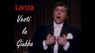 Mario Lanza Vesti La Giubba 1951
