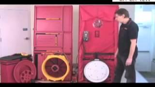 Retrotec US1211 Blower Door Components