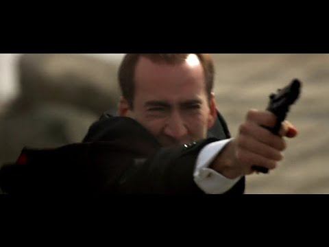 Face/Off (1997) - Mexican Standoff / Church Shootout Scene [HD]