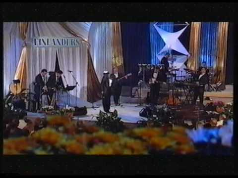 Finlanders 15v Juhlakonsertti (feat. Anna Eriksson)