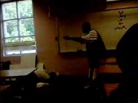 Tony Snipes in the Matrix
