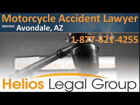 Avondale Motorcycle Accident Lawyer & Attorney - Arizona
