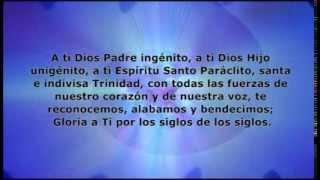 Trisagio Angélico a la Santísima Trinidad