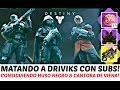 Destiny | CONSIGUIENDO HUSO NEGRO & CANTORA DE VIENA - PERDER LA LUZ CON SUBS!