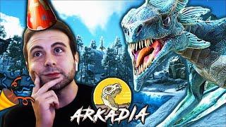 ARKADIA - MI CUMPLEAÑOS Y *NUEVOS* DRAGONES!
