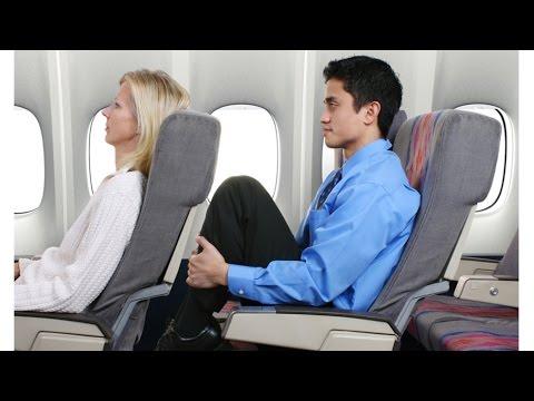 Flying Etiquette. Must Watch Clip To Avoid Flight Delays.