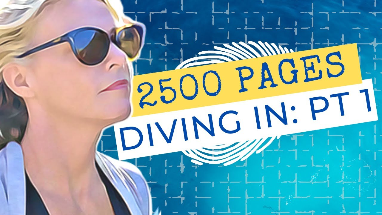 Connecting/Diving into Lori Daybell's New 2500 pg Document - Part 1