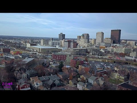 4k Drone Video Dayton Ohio Tshirt
