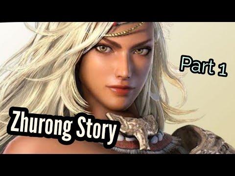 Dynasty Warriors 9 Zhurong | Zhu Rong Story | Part 1