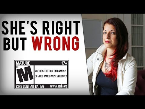 "Anita Sarkeesian's New Bizarre Violent Gaming ""Opinion"""