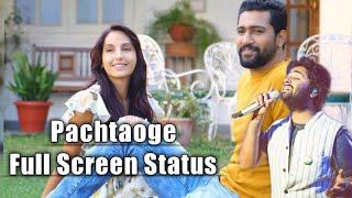 Gambar cover Pachtaoge -Arijit Singh |Jaani Ve New song | Sad Lines😞 | WhatsApp Status