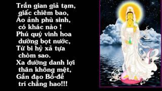 nhạc niệm phật Quán Thế Âm Bồ Tát   Tiêu Vạn Bệnh   Giải Vạn Sầu    Và Lời Phật Dạy