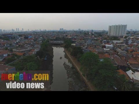Bersihnya Sungai Di Jakarta Era Gubernur Ahok