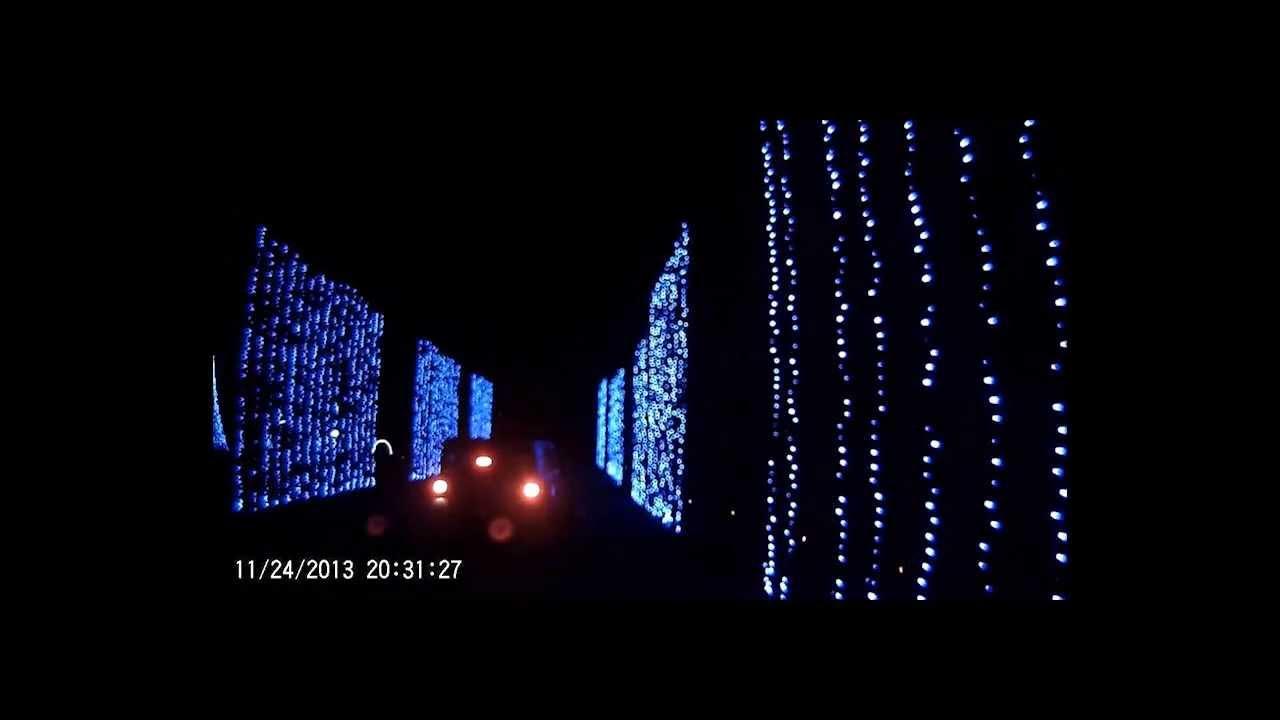 Shadracks Christmas Wonderland 2013 Asheville NC - YouTube