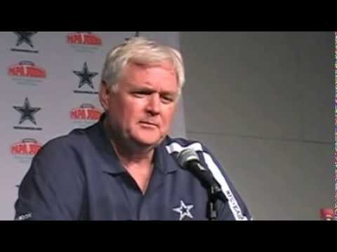 Dallas Cowboys Head Coach Wade Phillips - Postgame Press Conference, August 21, 2009