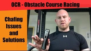 OCR - Chafing issues and solutions