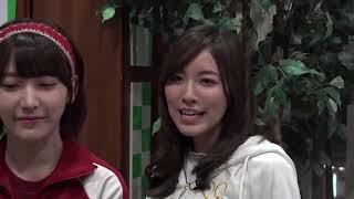 松井珠理奈 宮脇咲良 SKE48 HKT48 いよいよ来週!#豆腐プロレス。ドラマ...