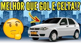 FIAT PALIO FIRE 1.0 - PERFEITO pra PAGAR de POBRE! thumbnail
