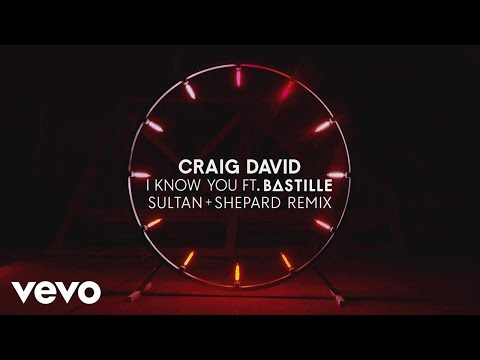Craig David  I Know You Sultan + Shepard Remix Audio ft Bastille