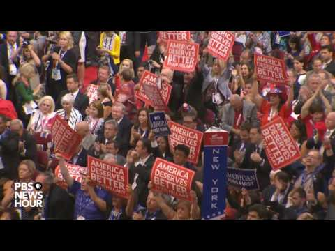 Watch Wisconsin Gov. Scott Walker's full speech at the 2016 Republican National Convention
