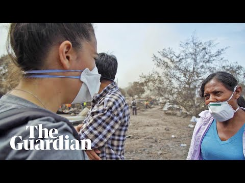 Life in the shadow of Guatemalas Volcano of Fire