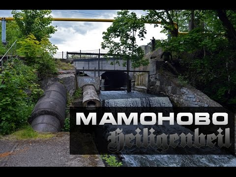 Прогулка по Мамоново. Достопримечательности Калининграда (выпуск 21)