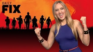 rockstar s red dead redemption 2 tease ign daily fix