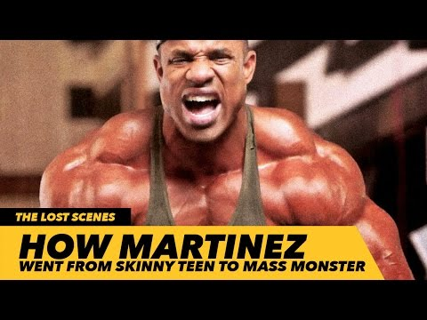 How Victor Martinez Went From Skinny to Mass Monster | Generation Iron