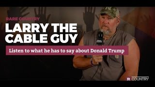 Watch Larry The Cable Guy What video