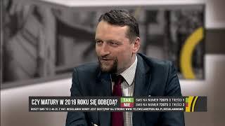 MACIEJ CHUDKIEWICZ, SEBASTIAN GAJEWSKI - CO Z MATURAMI 2019?